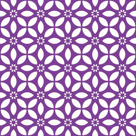 Floral background for all design types
