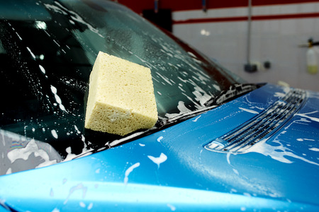 valeting: Detailed vehicle cleaning to washing