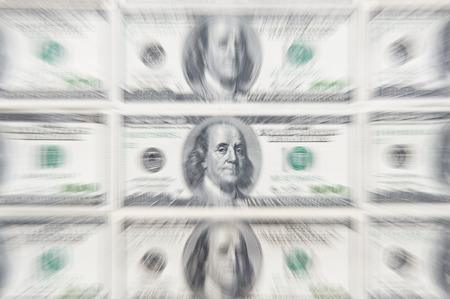 bank of america: Dollar cash business printing money USA America bank
