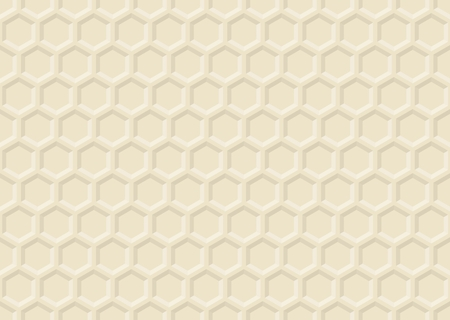 honeyed: Ornament honey vector decorative Pattern honeycomb propolis background beehive texture honeyed hexagon