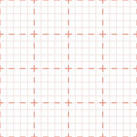 Seamless background with a clean cardiogram sheet.