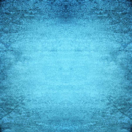 burnt edges: abstract blue background texture