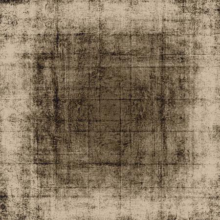 brown vintage background with dark center Banco de Imagens - 122404246