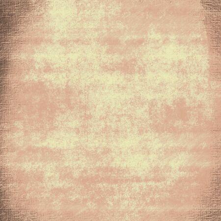 brown canvas paper background texture vintage Stok Fotoğraf - 129790180