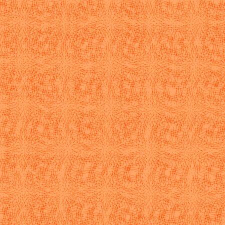 orange canvas leather background texture.