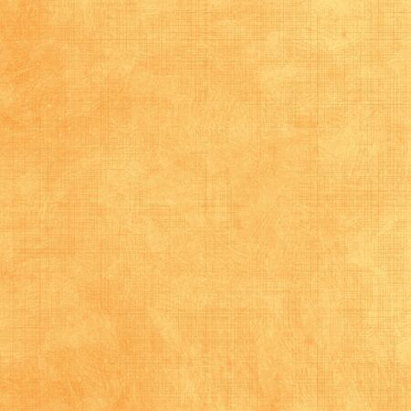 geel canvas papier achtergrond textuur vintage Stockfoto