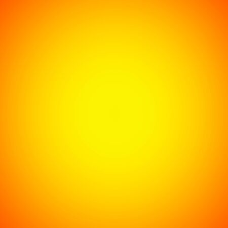 abstract bright yellow background texture with light center