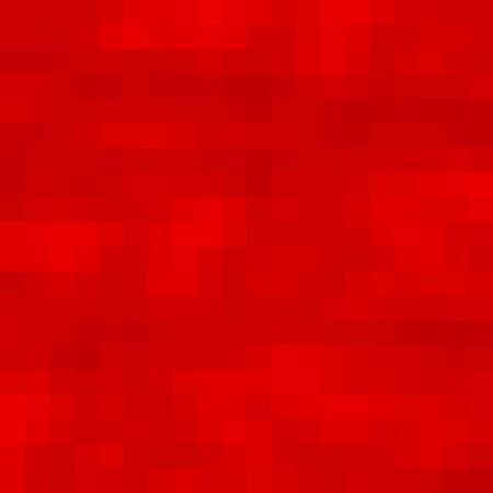 abstract bright red mosaic background texture Stok Fotoğraf
