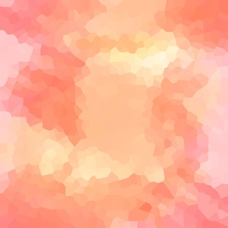abstract light pink triangle watercolor background texture