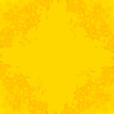 abstract yellow watercolor patterned background texture