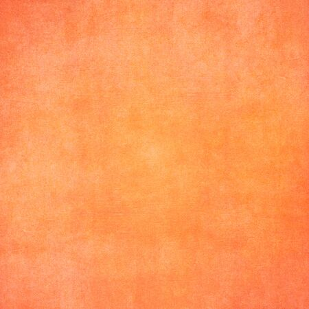 abstract orange canvas background texture
