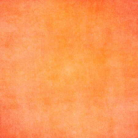 Lienzo naranja papiro textura de fondo abstracto textura de fondo naranja.