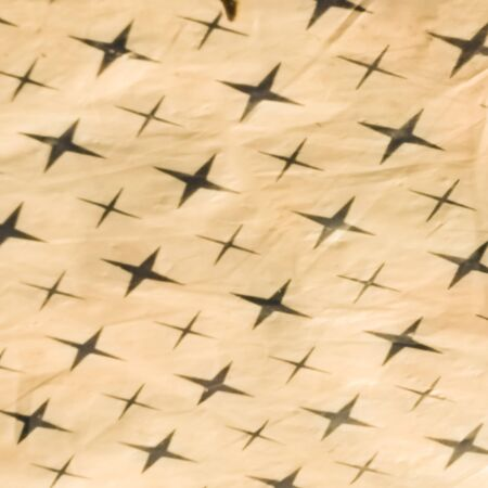 light brown canvas paper background texture with stars Stock fotó
