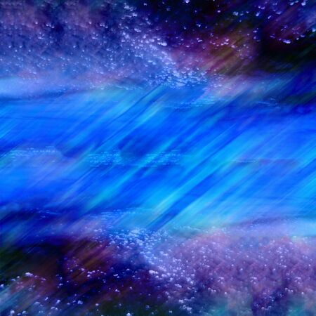 abstract bright blue blurred background texture