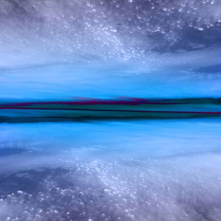 bright blue sky background texture