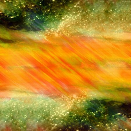 abstract bright yellow marble watercolor background texture