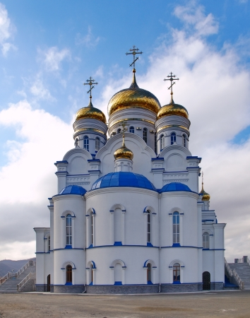 Cathedral Church of the Kazan Icon of the Mother of God, the city of Nakhodka