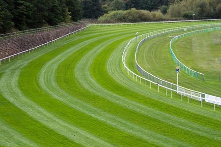 Paard Racecourse Bend