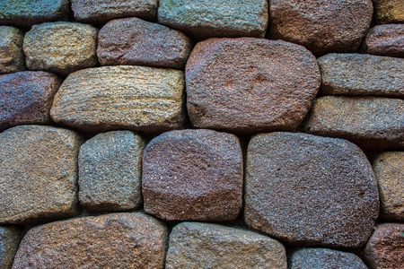 materiales de construccion: Fondo de la pared de piedra abstracta