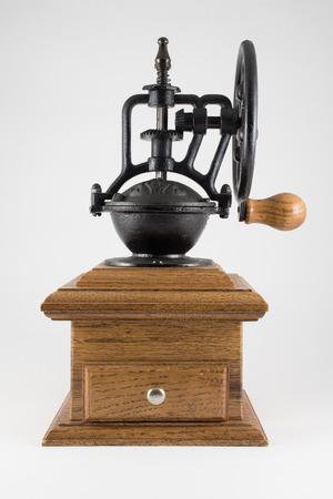 grinder: Antique Coffee Grinder