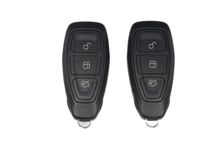 keyless: Two car keyless fobs