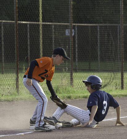 여름 가톨릭 청소년 야구 리그