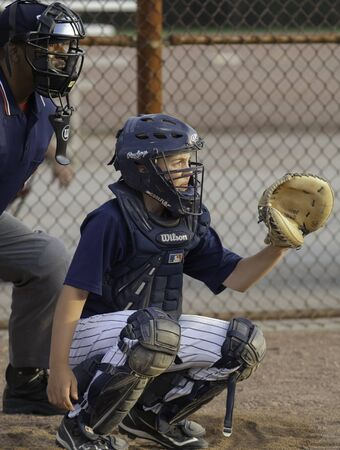 Summer  Catholic Youth Baseball League