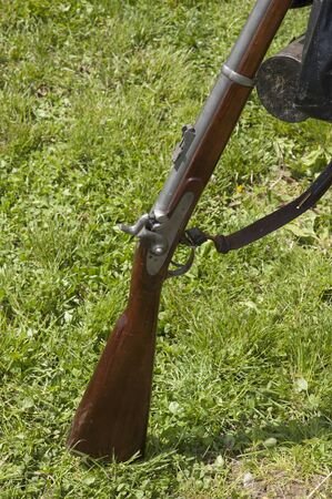 Civil War Weapons Stock Photo - 15491004