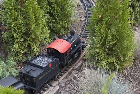 철도 모델 표시