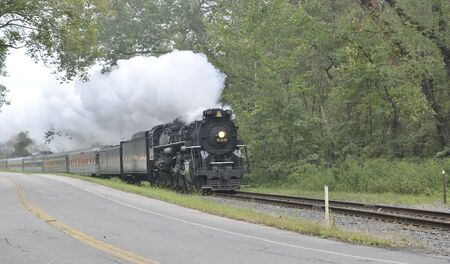 railway transportation: Cuyahoga Valley National Park  Ohio  Railroad System Editorial