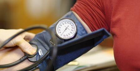 hypotension: Blood pressure testing