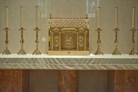 Glise catholique St Augustine St Augustine, Floride Banque d'images - 27910169