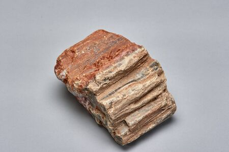 igneous: quartz rock used as office paper weight and ornament