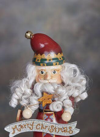 Christmas holiday season nutcracker ornamentdecoration Banco de Imagens