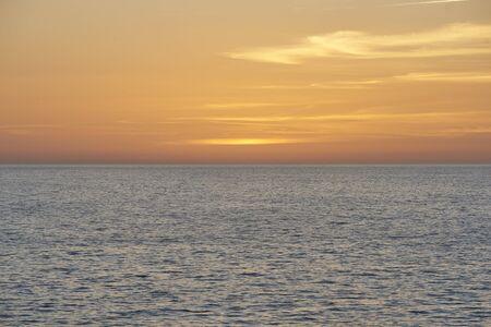일몰 : Sharkey Pier - 베니스, 플로리다 스톡 콘텐츠