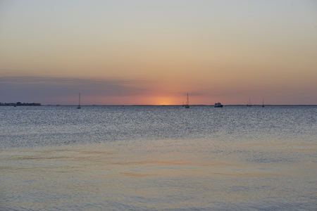 Port Charlotte - Punta Gorda, Florida sunset