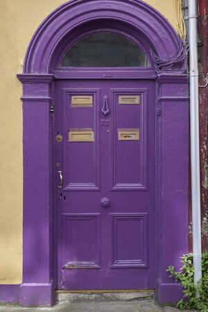 Ireland Trip (May 19-29, 2019) Doors of Cork, Ireland