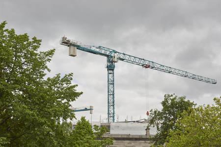 Ireland Trip (May 19-29, 2019) Trinity Collage in Dublin, Ireland Stockfoto - 130929479