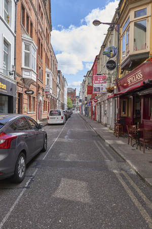 Ireland Trip (May 19-29, 2019) Streets of Cork, Ireland