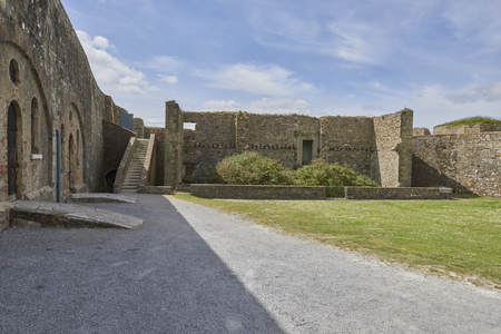 Ireland Trip (May 19-29, 2019) Charles Fort Kinsale, County Cork, Ireland Stockfoto - 130929494