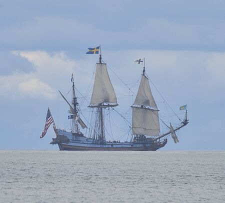 State of Delaware Lewes Historical Society Tall Ships celebration