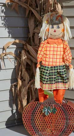 Halloween & Fall Season.  Home Decorations and displays.