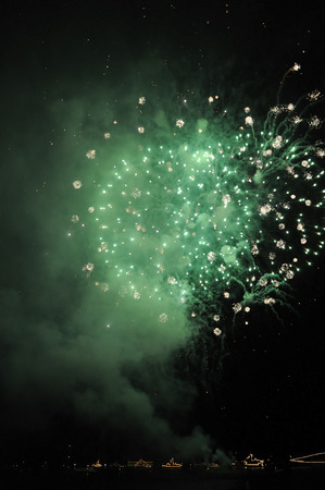 9th: Fireworks in Sevastopol. Festival on 9th May