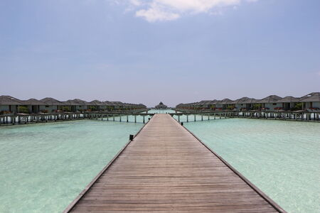 Waterbungalow on Sun Island  Maldives photo