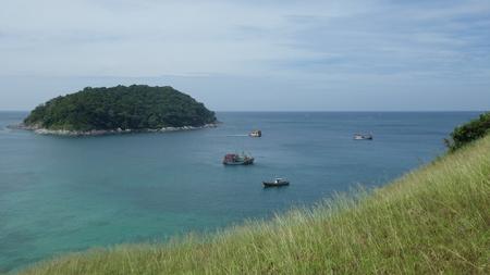 Ya Nui Beach on Phuket Island,Thailand, landscape photo