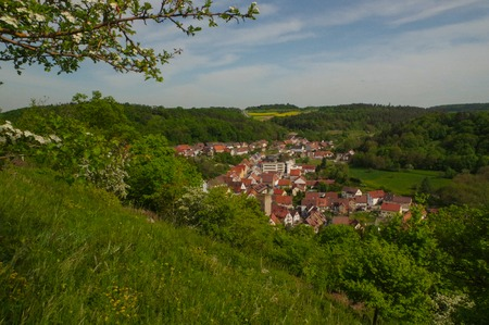 Monsheim is a town or village in the district of Enz in Baden-Wuerttemberg in southern Germany.
