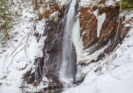 cascade: frozen cascade