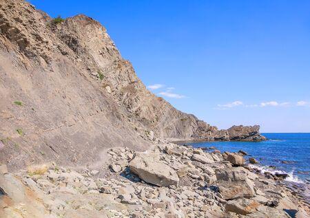 littoral: crimea coastline