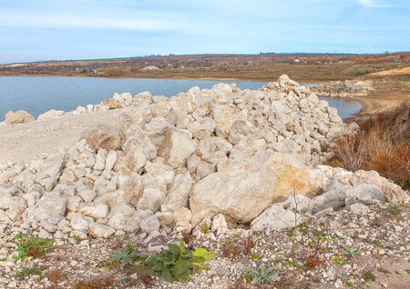 lithic: stone quarry