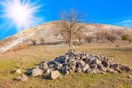 stoney: sun over the stoney valley
